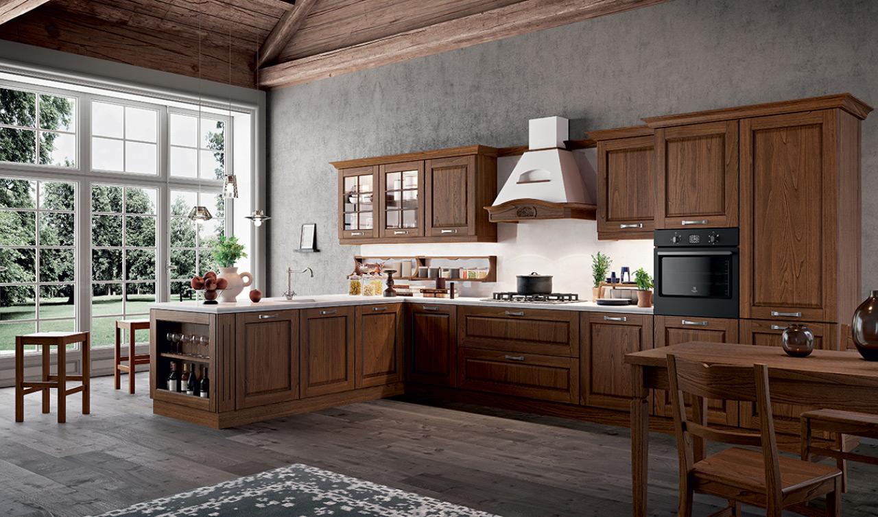 Cucine Brescia Classiche Cucine In Muratura Country