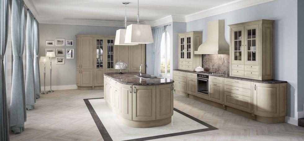Cucine Brescia - Classiche - Cucine in muratura - Country