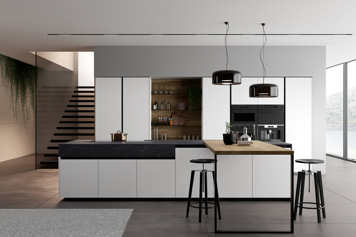 Cucine Su Misura Brescia cucine moderne brescia – cucine su misura - mobili