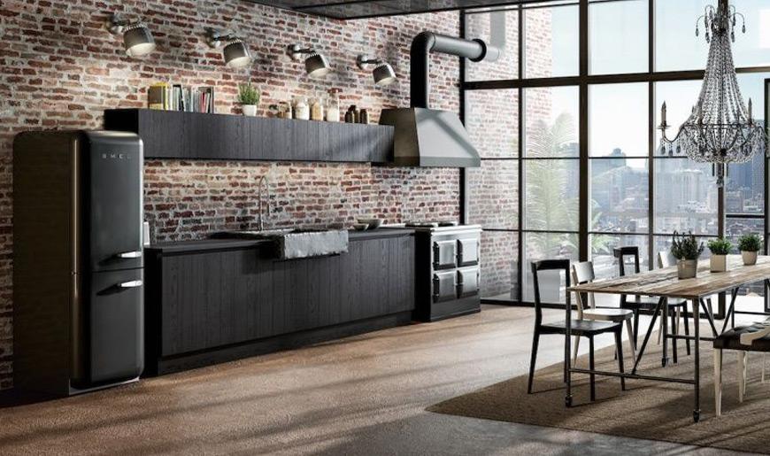 Cucine moderne Brescia – Cucine su misura - Mobili