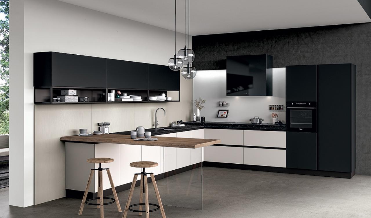 Cucine moderne brescia cucine su misura mobili for Complementi arredo cucina