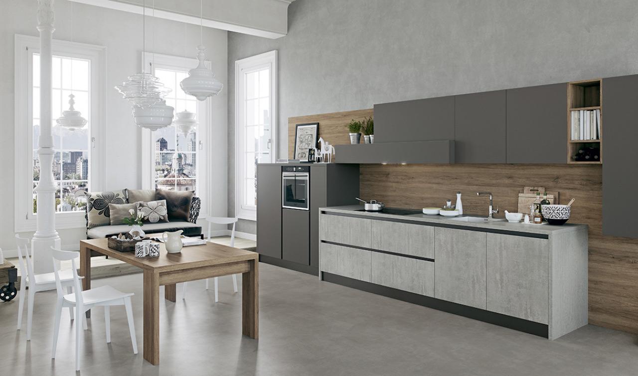 Cucine moderne brescia cucine su misura mobili - Cucina arredo3 kali ...