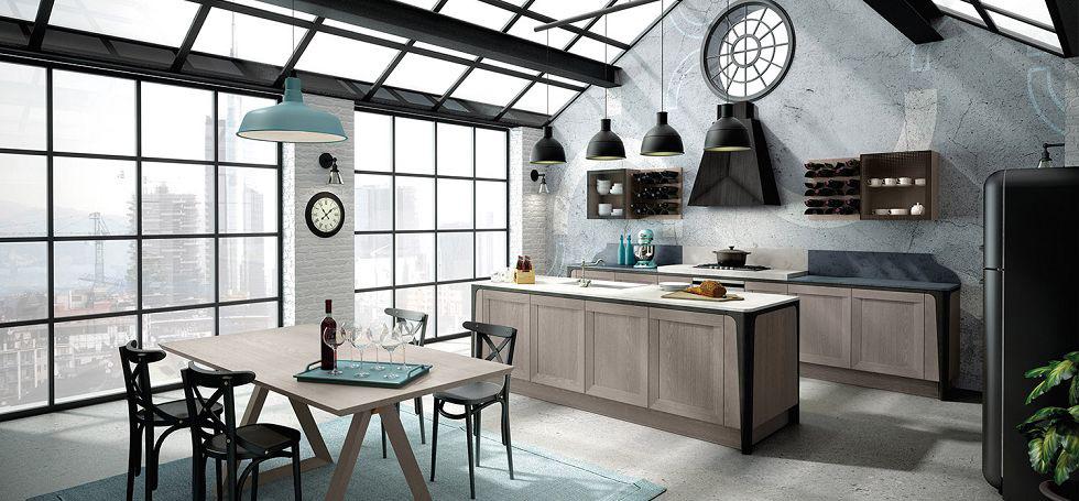 Cucine moderne brescia cucine su misura mobili - Cucina molecolare milano ...