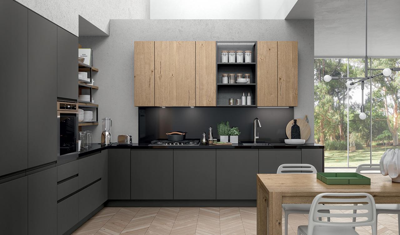 Cucine moderne brescia cucine su misura mobili for Mobili arredo cucina